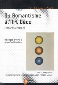 Du Romantisme a l Art Deco