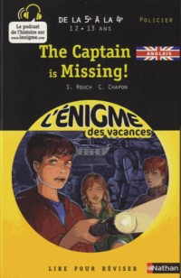 L'Enigme des Vacances de la 5e a la 4e - the Captain Is Missing !