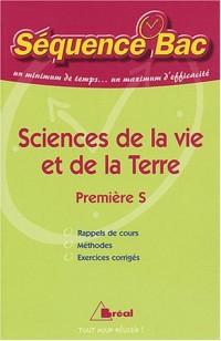 Sciences de la Vie et de la Terre 1ère S