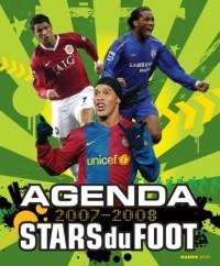 Agenda Stars du Foot 2007-2008