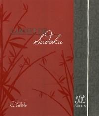 Carnet de sudoku - 300 grilles