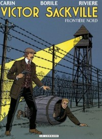Victor Sackville, Tome 22 : Frontière nord