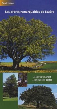Les arbres remarquables de Lozère