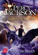Percy Jackson - Tome 3: Le sort du titan [Poche]