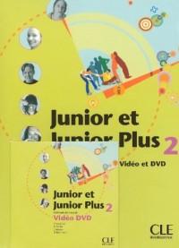 DVD PAL JUNIOR ET JUNIOR PLUS NIVEAU 2