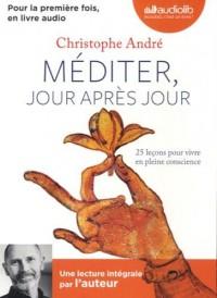 Méditer jour après jour: Livre audio 1CD MP3