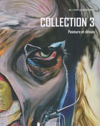 Collection 3, peinture et dessin, collection claudine et jean-marc Salomon