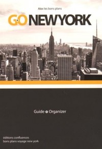 Go New York (Guide + Organizer)