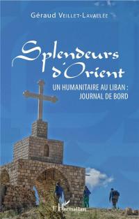 Splendeurs d'Orient: Un humanitaire au Liban : journal de bord