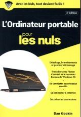 L'Ordinateur portable pour les Nuls poche, 4e édition [Poche]
