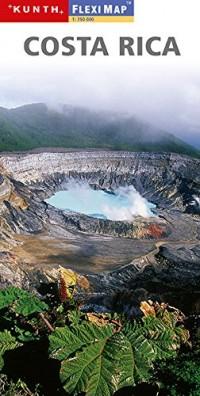 Cartes de route Costa Rica