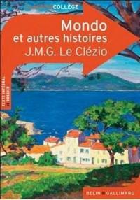 Mondo et autres histoires de J.M.G. Le Clézio