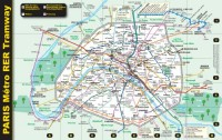 Paris-Métro-Rer-Tramway