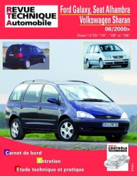 Rta B732 Ford Galaxy Ph2+Seat Alhambraii+Vwg Sharan
