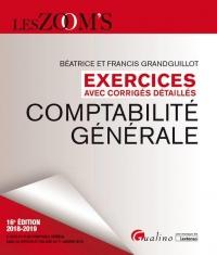 Exercices avec Corriges Detailles - Comptabilite Generale - 16eme Édition