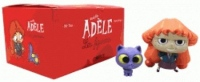 Coffret 2 figurines Mortelle Adèle et Ajax