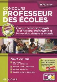 L'épreuve écrite de français, histoire-géographie et instruction civique et morale