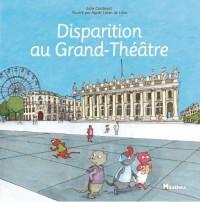 Disparition au Grand-Theatre