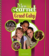 Mon Carnet Grand Galop - Ned