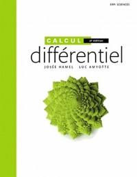 Calcul différentiel, 2e édition | Manuel + MonLab xL + Édition en ligne - ÉTUDIANT (12 mois)