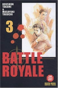Battle Royale, tome 3