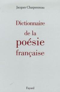 Dictionnaire de la poésie