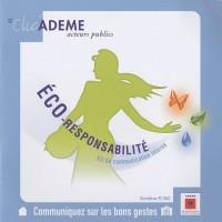 Dvdrom  clic ademe acteurs publics éco-resposabilite kit de communication interne communiquez sur le