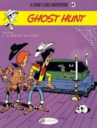 Lucky Luke - tome 65 Ghost Hunt (65)
