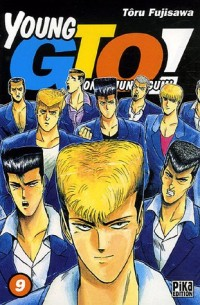 Young GTO !, Tome 9 :