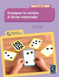 Enseigner le nombre à l'école maternelle (+ CD-ROM)