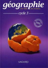 Géographie Cycle 3 : Nouveaux programmes 2002