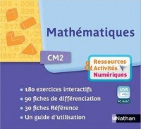 Je M'Exerce en Maths CM2 - CD Ressource
