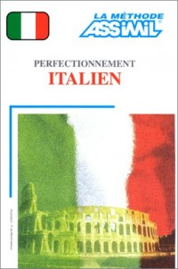perfectionnement italien / coffret multimedia
