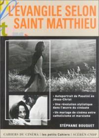 L'Evangile selon Saint-Matthieu