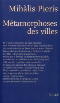 Métamorphoses des Villes