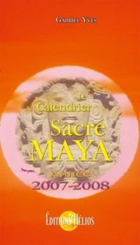 Le Calendrier sacré maya