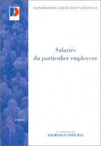 Salariés du particulier employeur