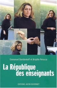 La République des enseignants
