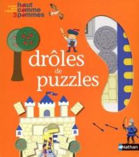 Drôles de puzzles