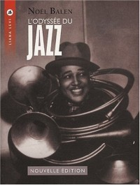 L'odyssée du jazz (1CD audio)