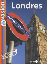 Guide Evasion en Ville Londres