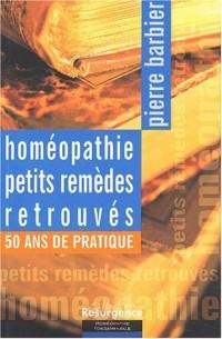 Homéopathie : Petits remèdes retrouvés