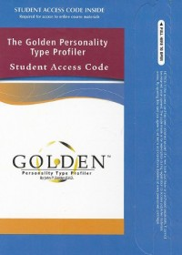 The Golden Personality Type Profiler