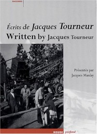 Ecrits de Jacques Tourneur (1 livre + 1 DVD)