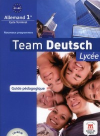 Team Deutsch  Premiere Cdrom Guide Pedagogique