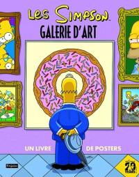 Les Simpson : Galerie d'art : Un grand livre de posters