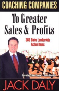 Coaching Companies to Greater Sales and Profits
