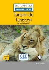 Tartarin de Tarascon - Niveau 1/A1 - Lecture CLE en Français facile - Livre - 2ème édition [Poche]