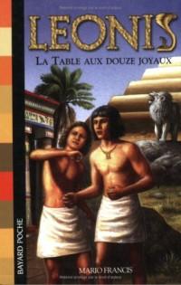 Leonis, Tome 2 : La table aux douze joyaux