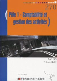 Pôle 1 - Comptabilité et Gestion des activités BAC PRO comptabilité 1e